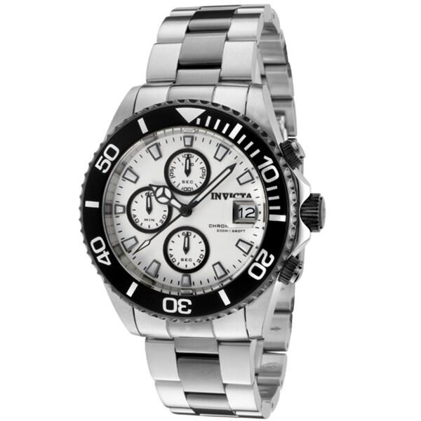 Invicta Men's 'Pro Diver' Two-Tone Watch