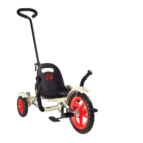 2-in-1 Mobo Tot: A Toddler's Ergonomic Three Wheeled Cruiser