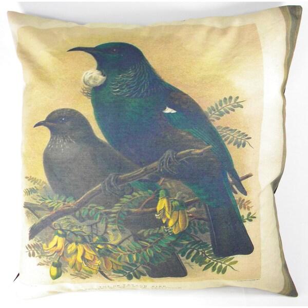 Parson Birds Printed Cushion Cover