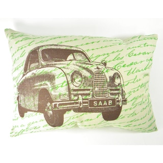 SABB Printed Car Cushion Cover
