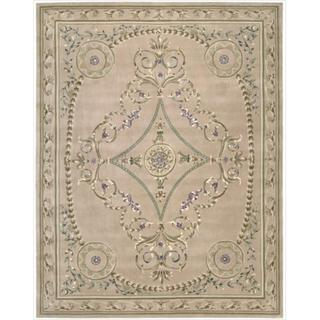 Nourison Hand-tufted Versailles Palace Multicolor Rug (7'6 x 9'6)