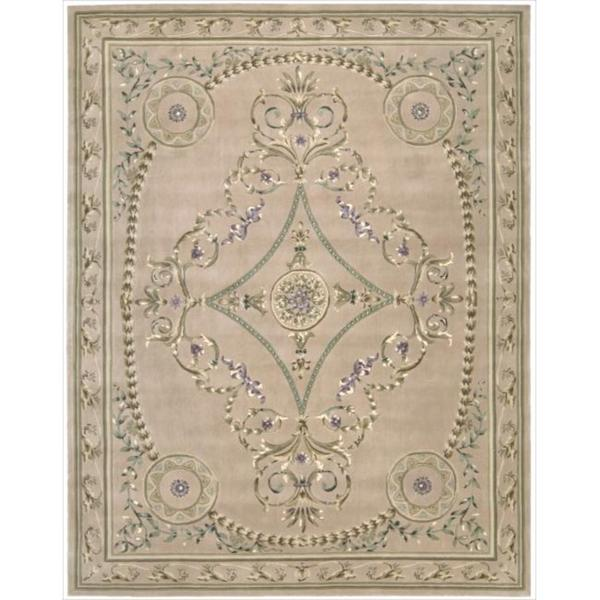 Nourison Hand-tufted Versailles Palace Multicolor Rug (8' x 11')