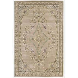 Nourison Hand-tufted Versailles Palace Multicolor Rug (5'3 x 8'3)