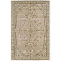 Nourison Hand-tufted Versailles Palace Multicolor Rug - 5'3 x 8'3