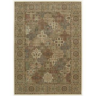 Cambridge Persian Splendor Beige Rug (2' x 2'9)