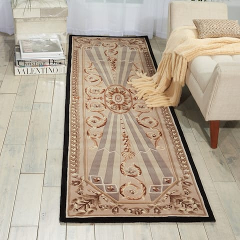 Nourison Versailles Palace VP03 Hand-tufted Area Rug