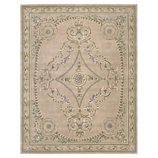 Nourison Hand-tufted Versailles Palace Multicolor Rug (9'6 x 13'6)