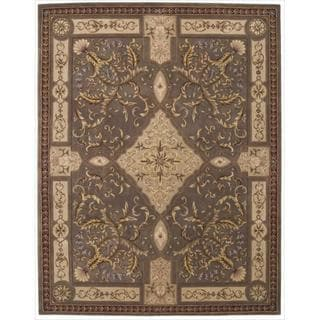 Nourison Hand-tufted Versailles Palace Mushroom Rug (8' x 11')