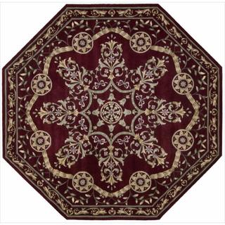 Octagon Round Oval Amp Square Area Rugs Overstock Com