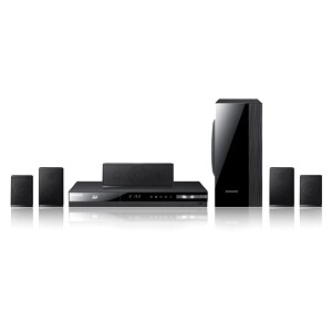 Samsung HT-E4500 5.1 3D Home Theater System - 1000 W RMS - Blu-ray Di
