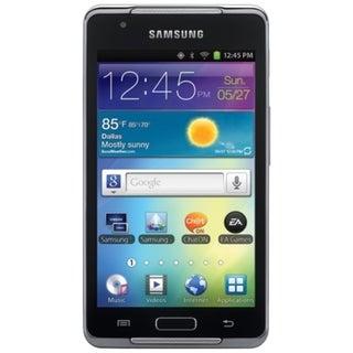 Samsung Galaxy YP-GI1C/NA 8 GB Black Flash Portable Media Player