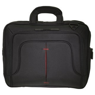 "ECO STYLE Tech Pro Carrying Case for 16.1"" Notebook - Red"