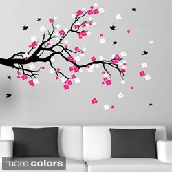 Vinyl Wall Art floral vinyl wall art store - shop the best deals for sep 2017