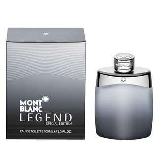 Mont Blanc Legend Special Edition Men's 3.3-ounce Eau de Toilette Spray