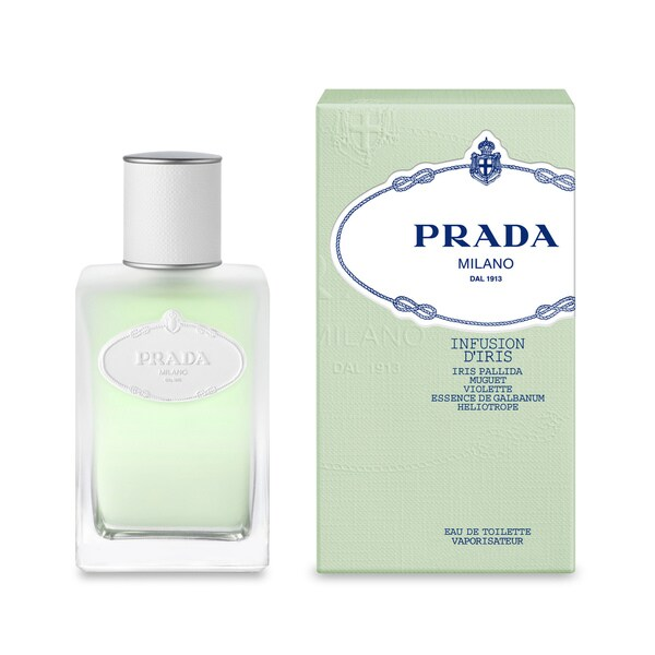 Prada Infusion D'Iris Women's 6.75-ounce Eau de Toilette Fragrance Spray