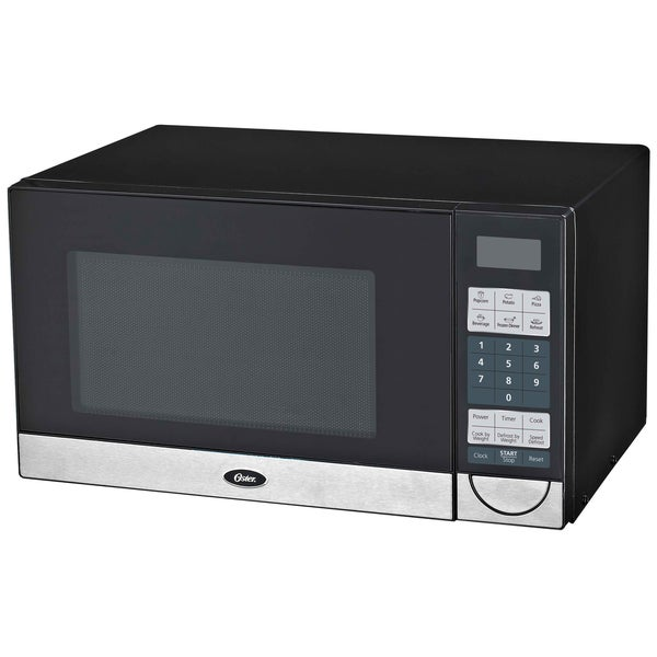 Shop Oster Ogb5902 Black Stainless Steel Microwave Oven