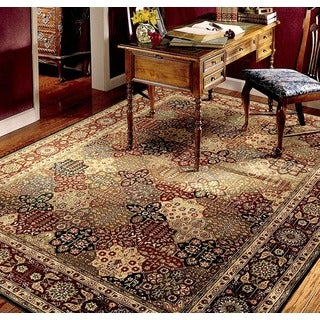 Cambridge Persian Splendor Multicolored Rug (2' x 2'9)