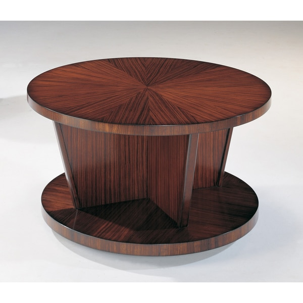 Axis Nutmeg Cocktail Table