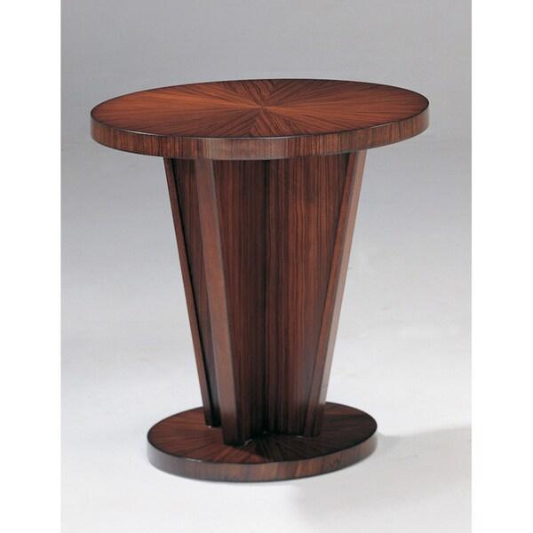 Axis Nutmeg Round Lamp Table