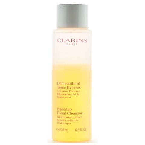Clarins One Step 6.8-ounce Facial Cleanser with Orange Extract