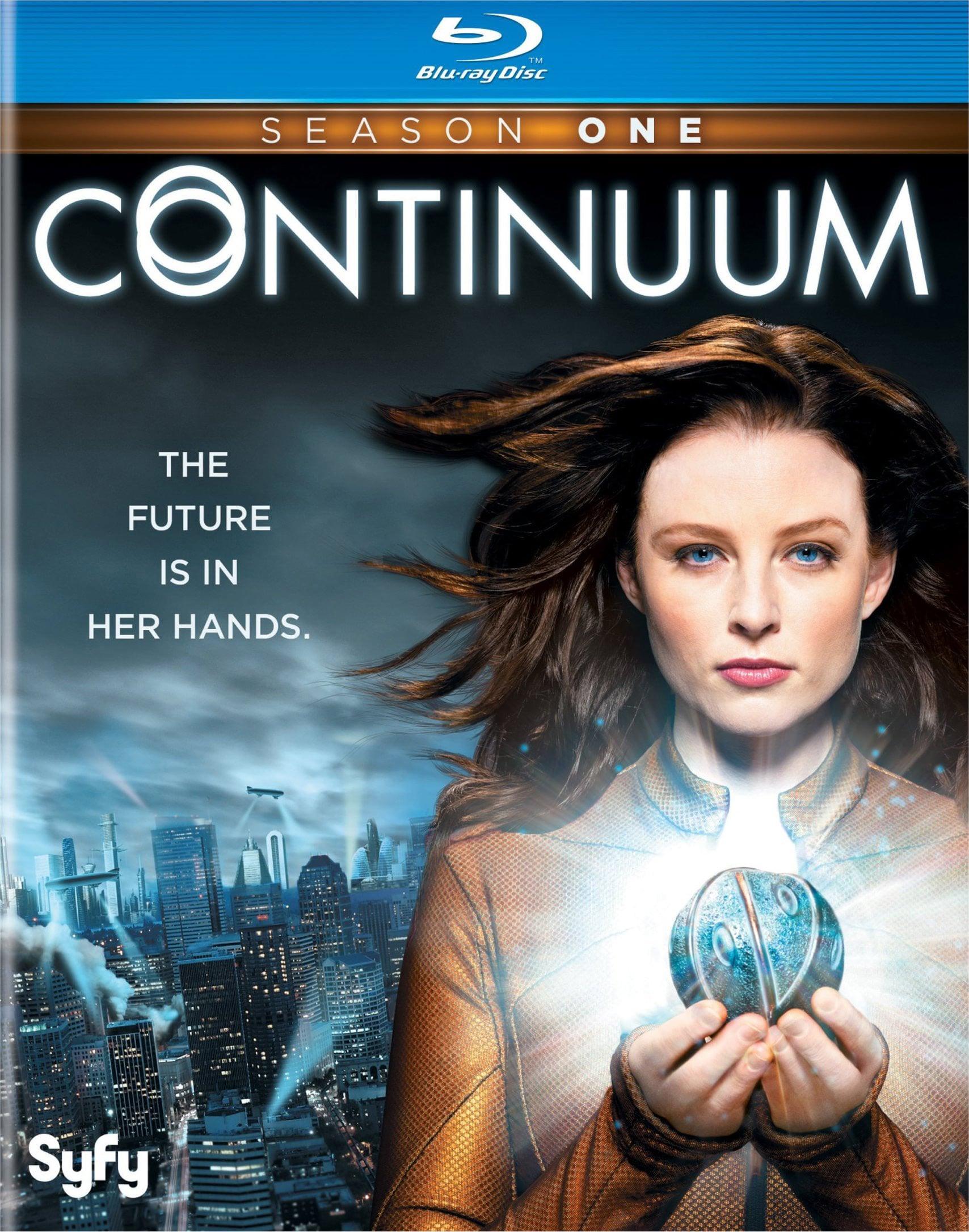 Continuum: Season One (Blu-ray Disc)