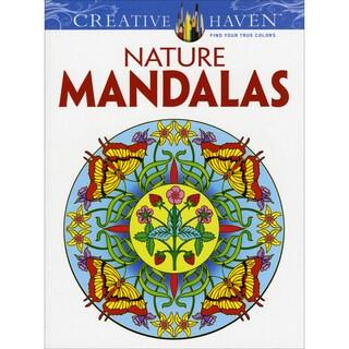 Dover Publications-Nature Mandalas