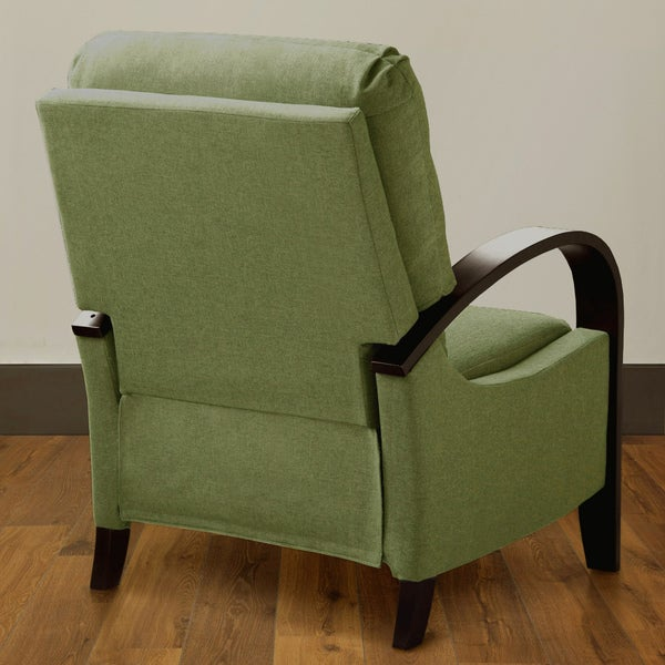 Riverside Green Bent Arm Recliner - Free Shipping Today - Overstock.com - 15083288 : riverside charcoal recliner - islam-shia.org