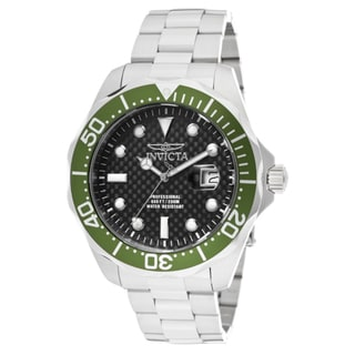 Invicta Men's 12564 'Pro Diver/Grand Diver' Stainless Steel Watch