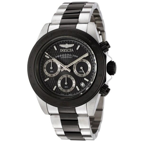 Invicta Men's Speedway 6934 Stainless Steel Quartz Watch