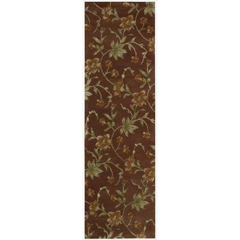 Nourison Modern Elegance LH01 Hand-tufted Area Rug
