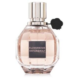 Viktor & Rolf Flowerbomb Women's 3.4-ounce Eau de Parfum Spray (Tester)