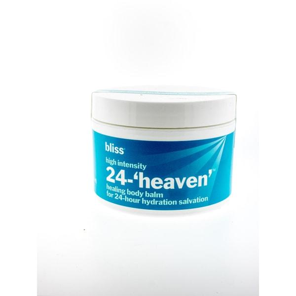 Bliss High Intensity 24 Heaven Healing 8-ounce Body Balm
