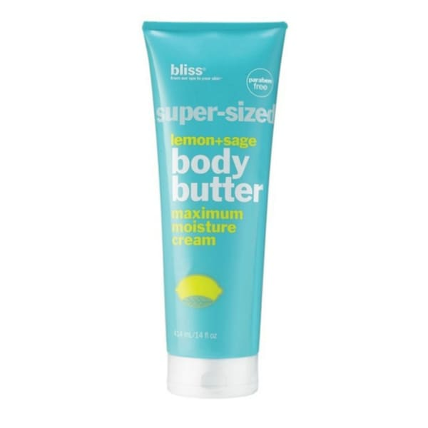 Bliss Lemon + Sage Body Butter Maximum Moisture Cream