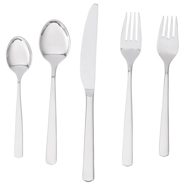 WMF Manaos 20-piece Stainless Steel Flatware Set (Service for 4)