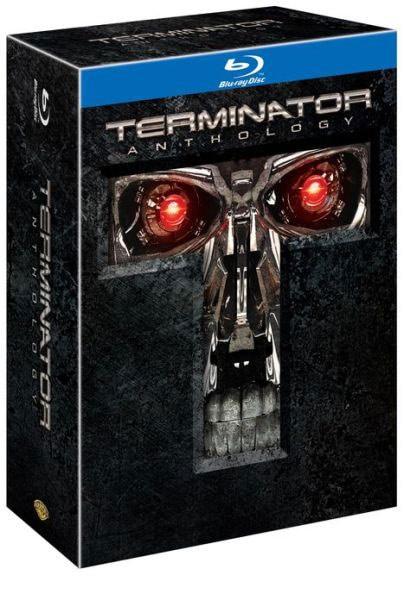 The Terminator Anthology (Blu-ray Disc)