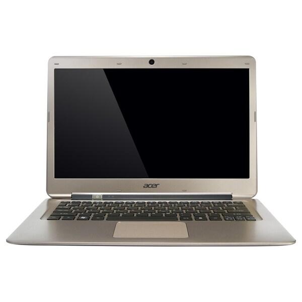 "Acer Aspire S3-391-33224G12add 13.3"" LCD Ultrabook - Intel Core i3 (3"