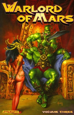 Warlord of Mars 3 (Paperback)