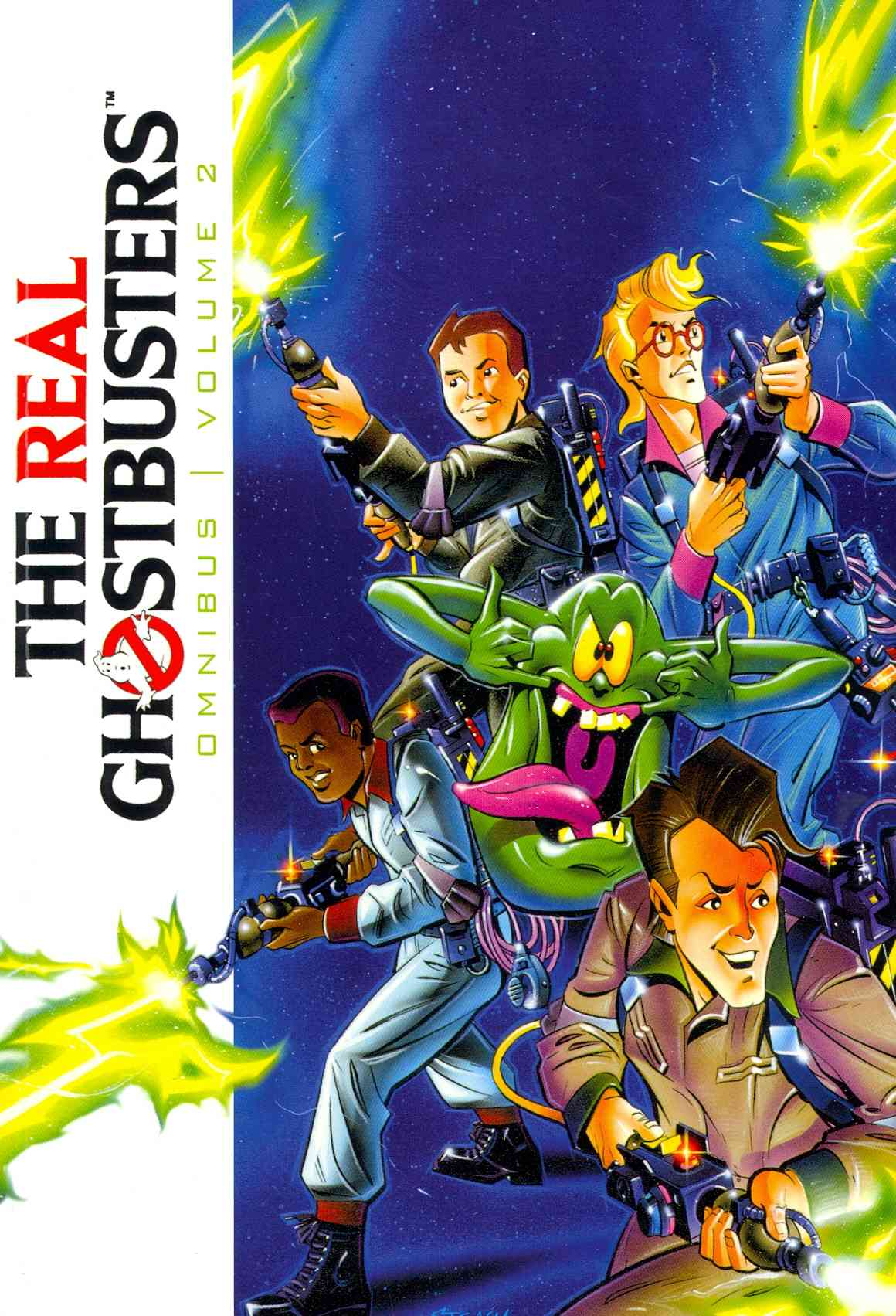 The Real Ghostbusters Omnibus 2 (Paperback)