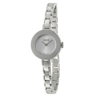 Coach Women's 'Gallery' Stainless Steel Swiss Quartz Watch