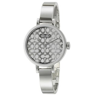 Coach Women's 'Miranda' Stainless Steel Swiss Quartz Watch