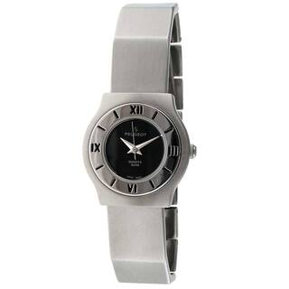 Peugeot Vintage 729BK Deco Style Silvertone Bracelet Watch|https://ak1.ostkcdn.com/images/products/7673607/7673607/Peugeot-Vintage-729BK-Deco-Style-Silver-tone-Bracelet-Watch-P15084687.jpg?impolicy=medium