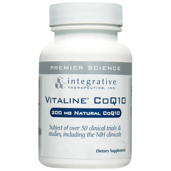 Integrative Therapeutics Vitaline 200 mg CoQ10 (30 Tablets)