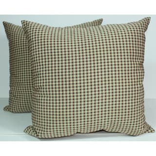 RLF Home Colburn Canyon 16-inch Decorative Pillows (Set of 2)