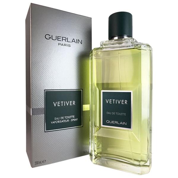 Shop Guerlain Vetiver Men's 6.8-ounce Eau de Toilette ...