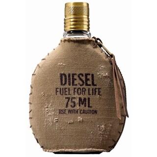 Diesel Fuel for Life Men's 2.6-ounce Eau de Toilette Spray (Unboxed)