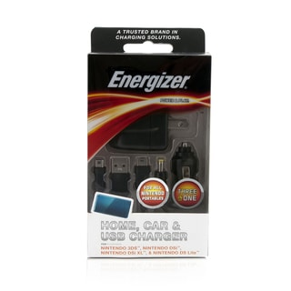 Energizer Home and Car Charger