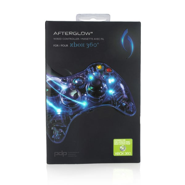 AFTERGLOW AX.1 Wired Controller for Xbox 360 (Blue)