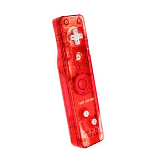 Rock Candy Wii Gesture Controller (Red)
