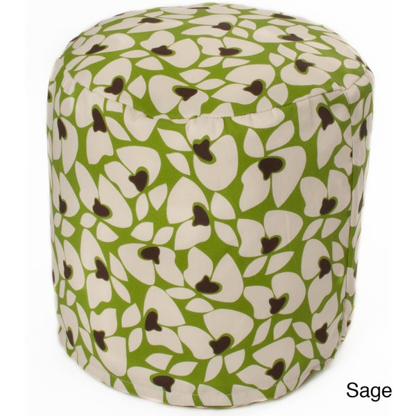 Chateau Designs Cylinder Polyester Outdoor Beanbag