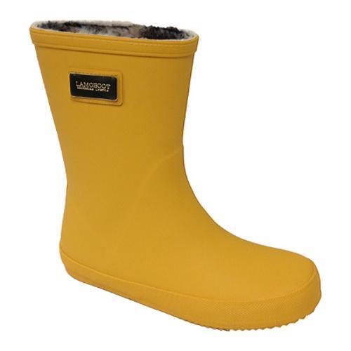 Women's Lamo Rainboot Short Yellow